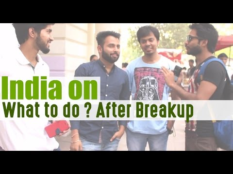 What India Do After Breakup with Girlfriend/Boyfriend - Indian Reaction's