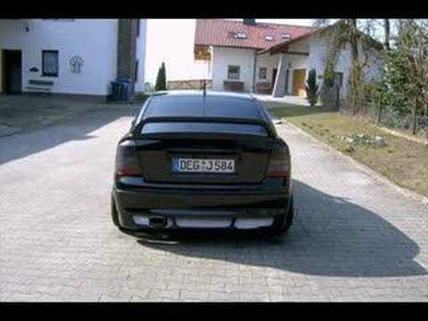 Black Astra G