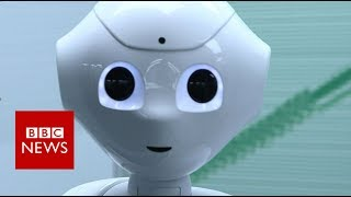 Five robots that are changing everything - BBC News