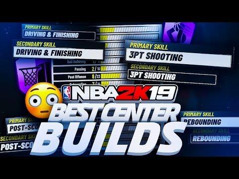 Xxx Mp4 NBA 2K19 TOP 5 BEST CENTER BUILDS ARE POWER FORWARDS BETTER 3gp Sex