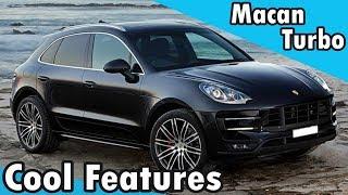 7 Cool Features - Porsche Macan Turbo