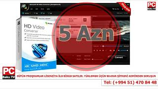 Aiseesoft HD Video Converter Program Satilir Download 5 Azn