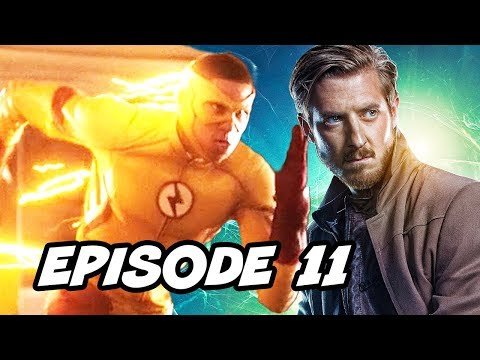 Xxx Mp4 Legends Of Tomorrow Season 3 Episode 11 Wally West Flash TOP 10 WTF And Easter Eggs 3gp Sex