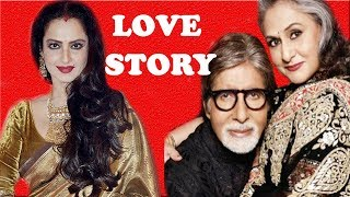 Shocking Truth Reveales Of Amitabh Bachchan And Rekha's Love Story