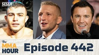 The MMA Hour: Episode 442 (w/ Dillashaw, Sonnen and Newell)
