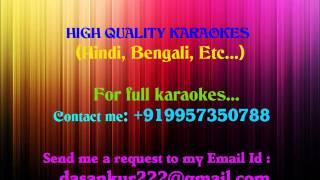 SHISHI BHARI GULAB KI Karaoke By Ankur Das 09957350788