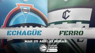 Liga Nacional: Echague vs. Ferro | #LaLigaEnTyC