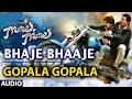 Bhaje Bhaaje Full Audio Song Gopala Gopala Venkatesh Pawan Kalyan Shriya Saran mp3