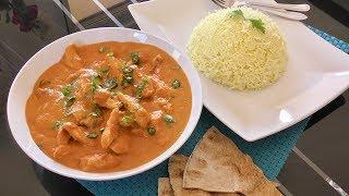 Butter Chicken Recipe - Restaurant Style Butter Chicken - Indian Butter Chicken