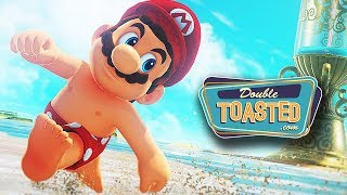 NINTENDO DIRECT HIGHLIGHTS, MARIO'S NIPPLES - Double Toasted