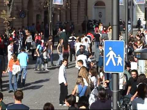 OFFICIAL Michael Jackson Flash Mob Dance Tribute Sibiu ROMANIA