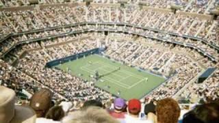 US Open Tennis Music Theme on USA
