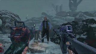 INSANE ZOMBIES GUN MOD - Call of the Dead (Call of Duty: Black Ops Zombies)