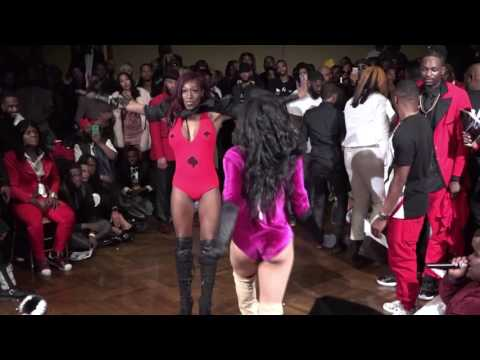 Fq Performance @ House of Ebony LaFamilia Ball 2017 Part 2