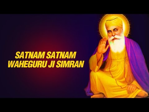 Xxx Mp4 Satnam Satnam WaheGuru Ji Wahe Guru Simran Guru Mantra Very Relaxing Meditation Music 3gp Sex