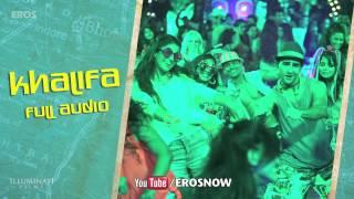 Khalifa (Full Audio Song) | Lekar Hum Deewana Dil | Armaan Jain & Deeksha Seth