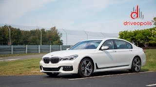 2016 G11 BMW 750i 7 Series Review Autobahn Package driveopolis