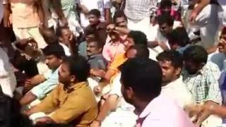 Kerala Law Academy Controversy: BJP workers stage a protest in Trivandrum