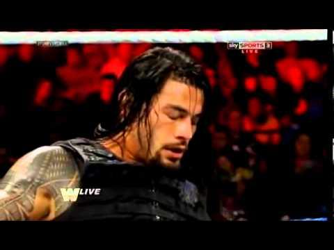 Xxx Mp4 WWE Old School Raw CM Punk Vs Roman Reigns 3gp Sex