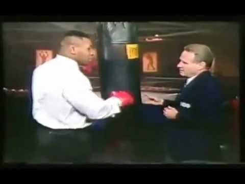 Mike Tyson -  How to throw knock out punches