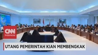 Utang Indonesia Membengkak Hingga Rp 4000 Triliun