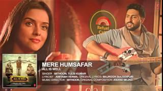 Mere Humsafar Full AUDIO Song   Mithoon, Tulsi Kumar     YouTube