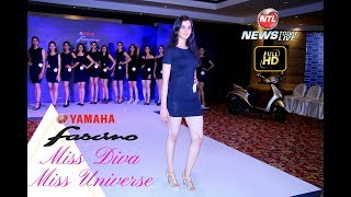 Fascino Miss Diva Miss Universe Auditions Chandigarh 2018