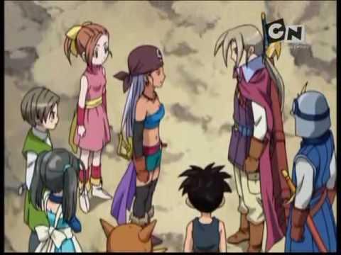 Blue Dragon episodio 36 Il nuovo potere di Bouquet ita parte 1