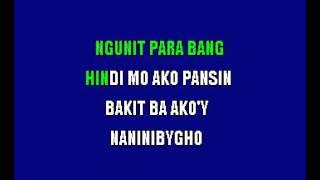 Rey Valera   Di Mo Ako Pansin Filipino Karaoke