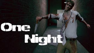 One Night - Generic Indie Horror Game (Gameplay / Walkthrough)