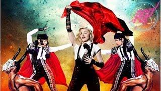 Madonna anuncia su Rebel Heart Tour en DVD/CD y Bluray