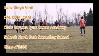 Ralla-Singh Virdi Class of 2018