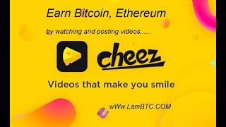 How to earn Bitcoin, Ethereum by watching and posting videos