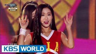 DIA - Somehow | 다이아 - 왠지 [Music Bank K-Chart / 2015.10.09]