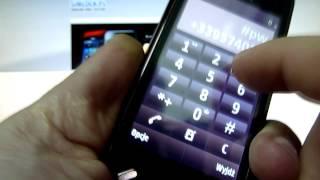 Simlock Nokia N97 mini (RM-555) Kodem
