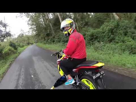 Rider Medan Sunmori 6 November 2016 Peternakan sapi part#1