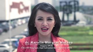 dr KAROLIN MARGRET NATASA Mengucapkan GONG XI FAT CHAI 2566