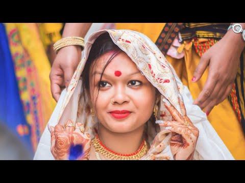 Xxx Mp4 Assamese Cinematic Wedding Video Of Arindam Weds Mousumi 3gp Sex