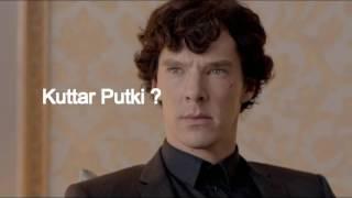 Sherlock Holmes Bangla Dub    Funny Bangla Dub (18+)    Sherlock in Bangladesh