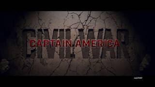 Captain America Civil War End Credits HD HQ