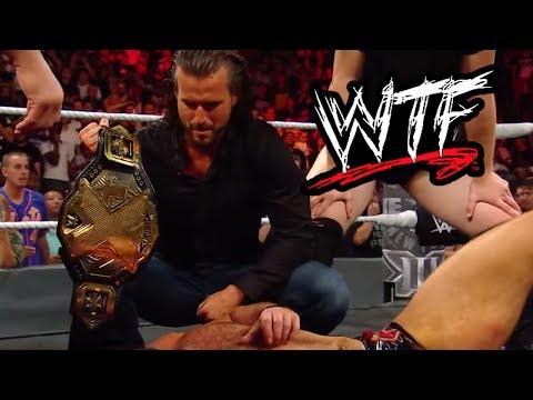 WTF Moments: WWE NXT TakeOver Brooklyn III