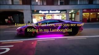 KSI Lamborghini ft P Money Lyrics