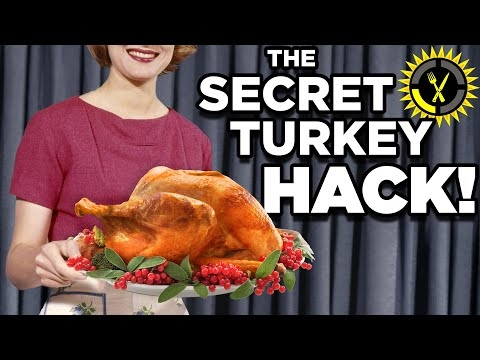 Food Theory You re Cooking Your Thanksgiving Turkey WRONG