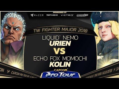 Xxx Mp4 Liquid Nemo Urien Vs Echo Fox Momochi Kolin TW Fighter Major 2018 Day 2 Pools SFV CPT 2018 3gp Sex