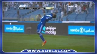 أهداف مباراة الهلال 4 - 2 الاتحاد - دوري زين ج23