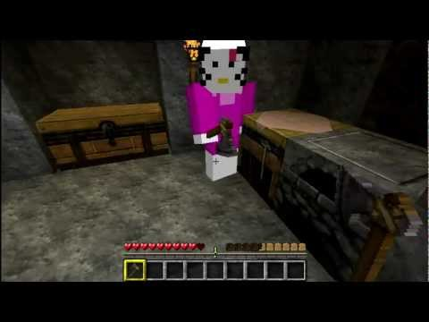 GIRLS PLAY MINECRAFT TOO - EPISODE 1: THE HOUSE & ADDICTED 2 ANIMALS