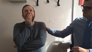 Watch This Incredible Moment When A Father Of Four Hears Silence For The First Time
