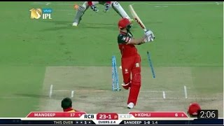 KXIP vs RCB | Match - 43 | Highlights | IPL 2017 | Match Review | Kings XI Punjab vs Bangalore