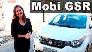 Fiat Mobi Automatizado GSR 2018 / Mobi Automático