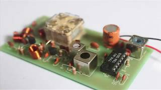 Receptor de FM-VHF da Revista Saber Eletrônica Nº 179 - Montagem